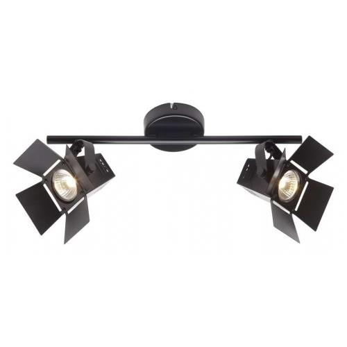 Industrialna Lampa sufitowa Movie Black LED Brilliant do kuchni. Kolor: czarny matowy w cenie 329