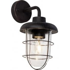Miedziana lampa wisząca Frida w stylu industrialnym