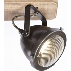 Lampa Loftowa Rampa XL do sypialni