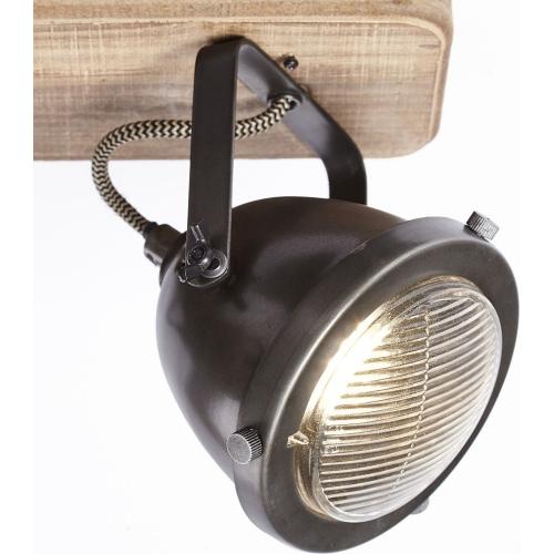 Lampa Loftowa Rampa XL do sypialni