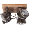 Lampa industrialna Raw Metal S1