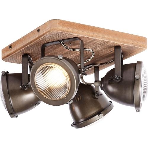 Lampa industrialna Raw Metal S1