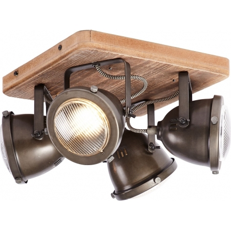 Lampa wisząca Raw Metal S1