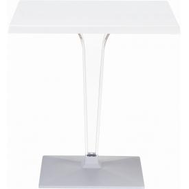 Smukła lampa Vial wykonana ze szkła