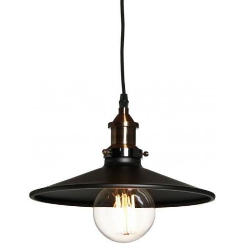 Industrialna Lampa wisząca Shawshank 26 do salonu. Kolor: czarny w cenie 319
