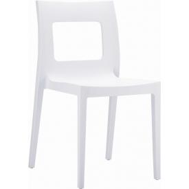 Nowoczesne Przeźroczyste Krzesło Juliette Siesta