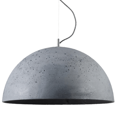 See designer concrete lamps