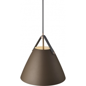 Szklana lampa sufitowa Storm Markslojd