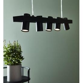 Oris Steel Pendant Lamp